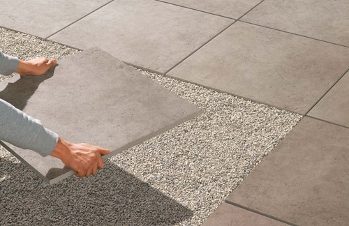 Ceramica Lastra 60x60x2cm Seastone Greige beige-2