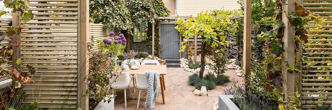 Meer privacy in de tuin creëren? 6 tips!