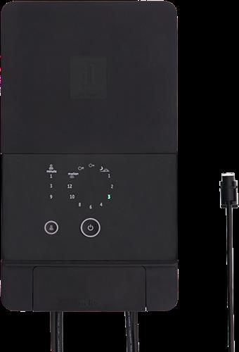Transformer HUB-50 12V AC, 50VA, sensor/timer, 2 outlets