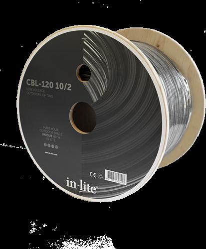 Kabel CBL-120 10/2 - 120mtr. (dikke kabel)