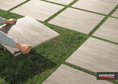 Ceramica Lastra 60x60x2cm Axi White Pine  wit-2