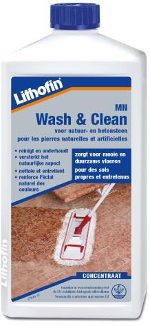 Lithofin Wash en Clean