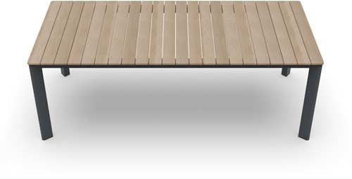 XG tuintafel Noha 220/280x100x75cm