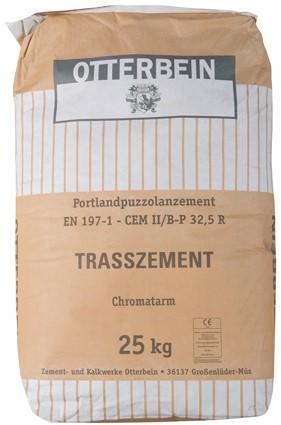 Trascement grijs 25kg